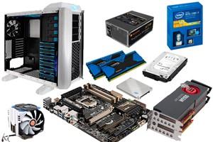 Компьютер. запчасти и аксессуары